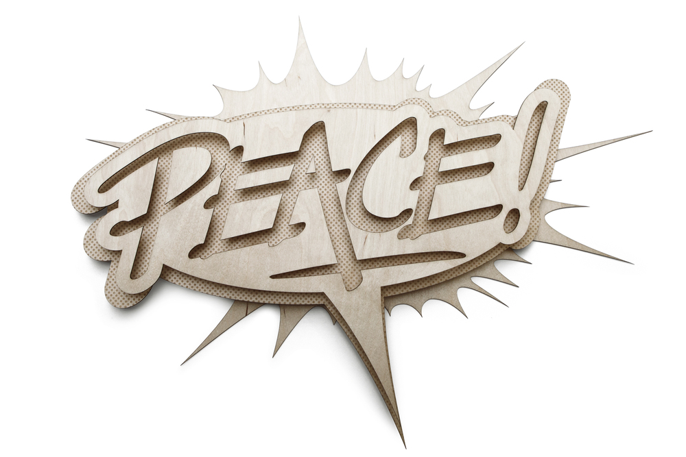 PEACE !, 2015, Filfury