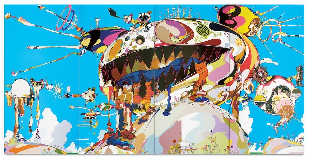 Gero Tan ©2002 Takashi Murakami/Kaikai Kiki Co., Ltd.