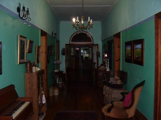 interior, the purple house, winterton