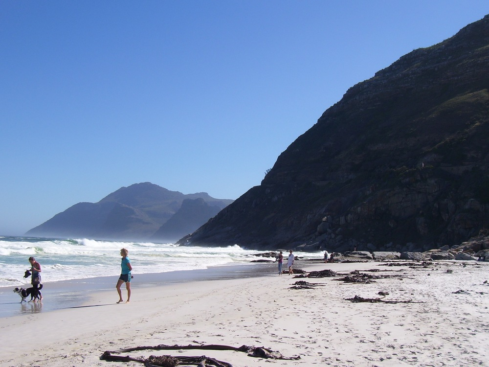 the indescribable beauty of noordhoek beach