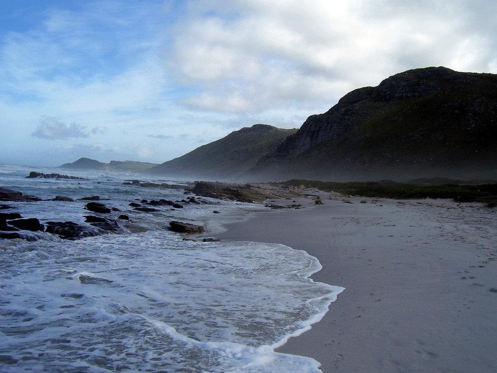 Misty Cliffs, near Scarborough