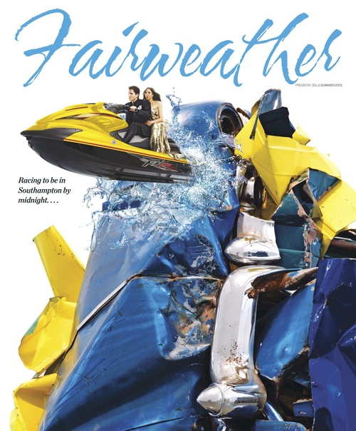 Fairweather Cover Summer 2013
