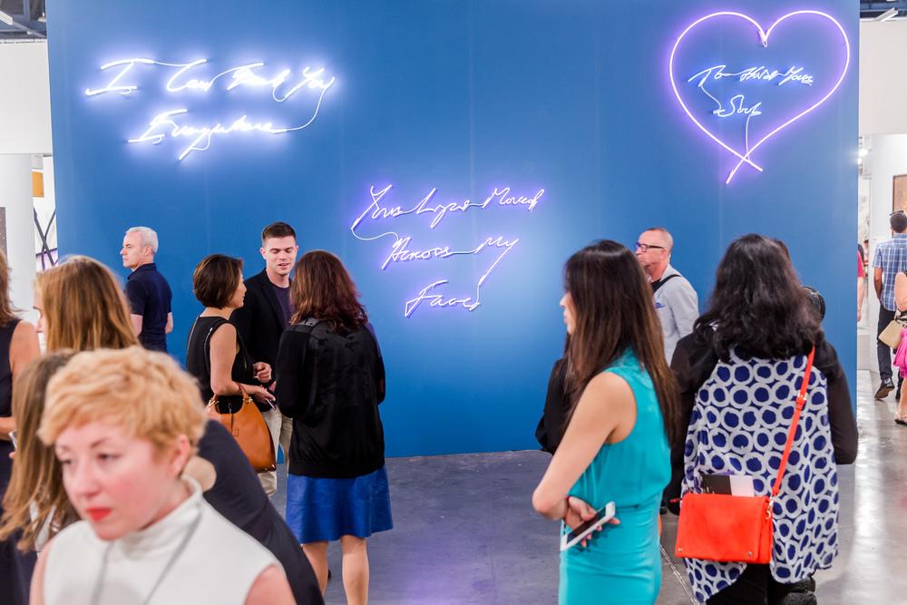Galleries Lehmann Maupin © Art Basel