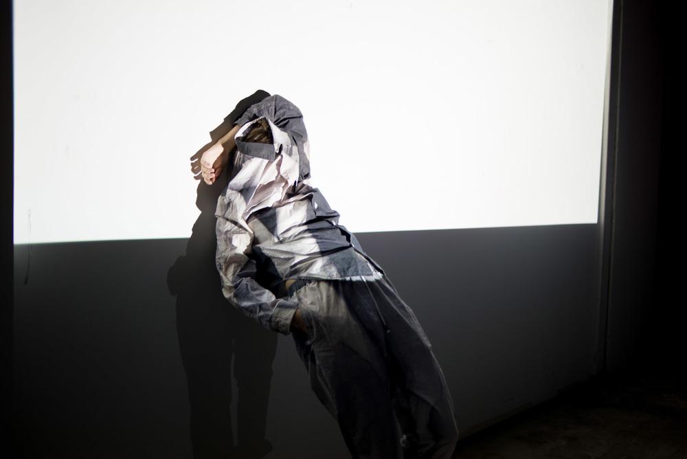 Lauren Bakst at COLLAPSE (or, falling flat)