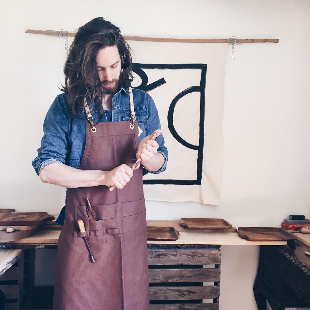 Alex Devol of Wooden & Woven