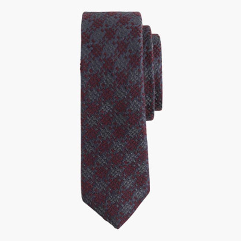 J.Crew Houndstooth Tie