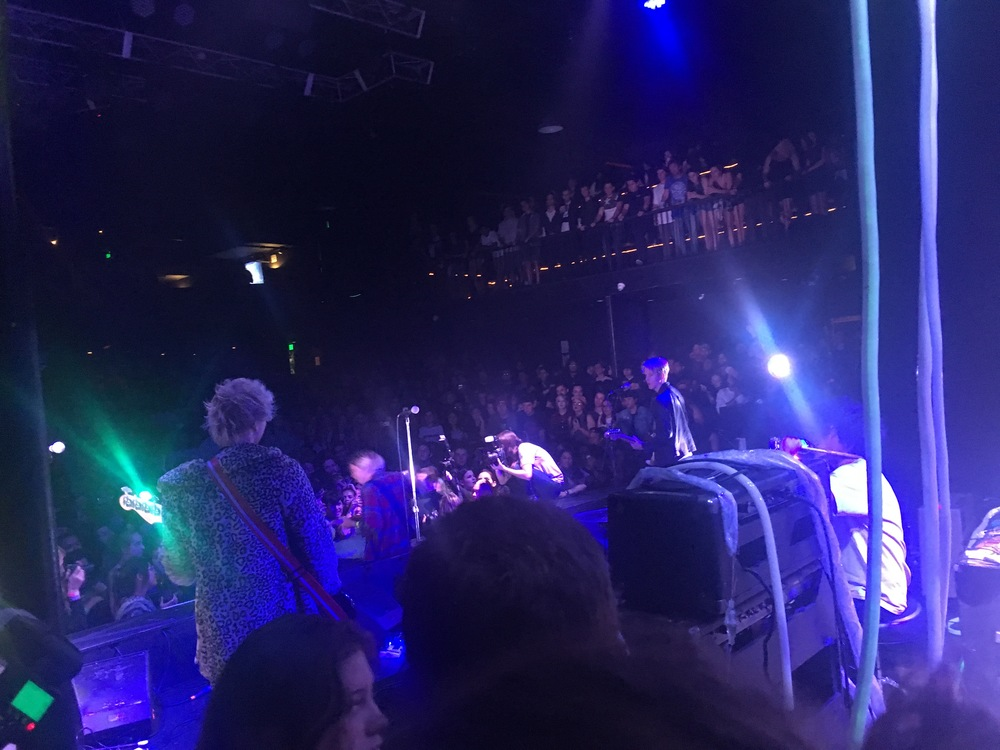 SWMRS at the Observatory O.C
