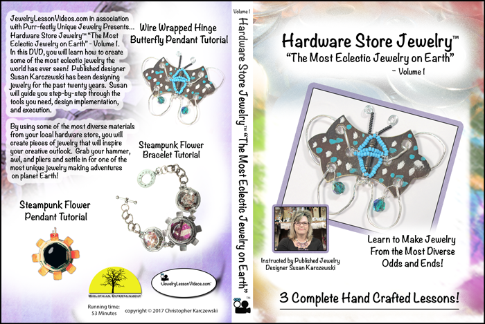 """Hardware Store Jewelry """"The Most Eclectic Jewelry on Earth"""" - Volume 1"""