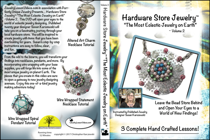 """Hardware Store Jewelry """"The Most Eclectic Jewelry on Earth"""" - Volume 3"""