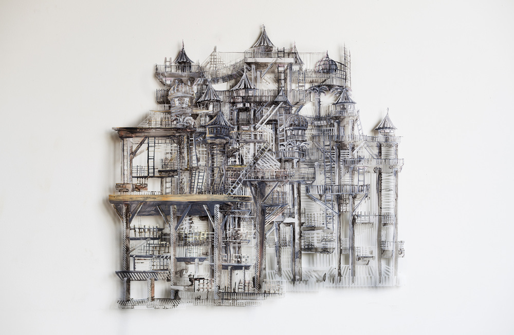 Invisible Cities - Thin Cities