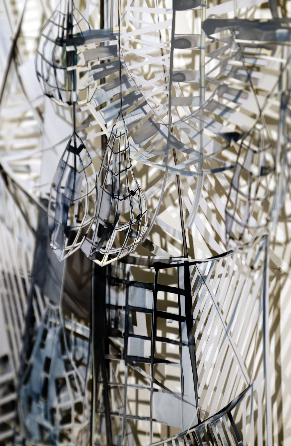 Invisible Cities - Thin City (detail)
