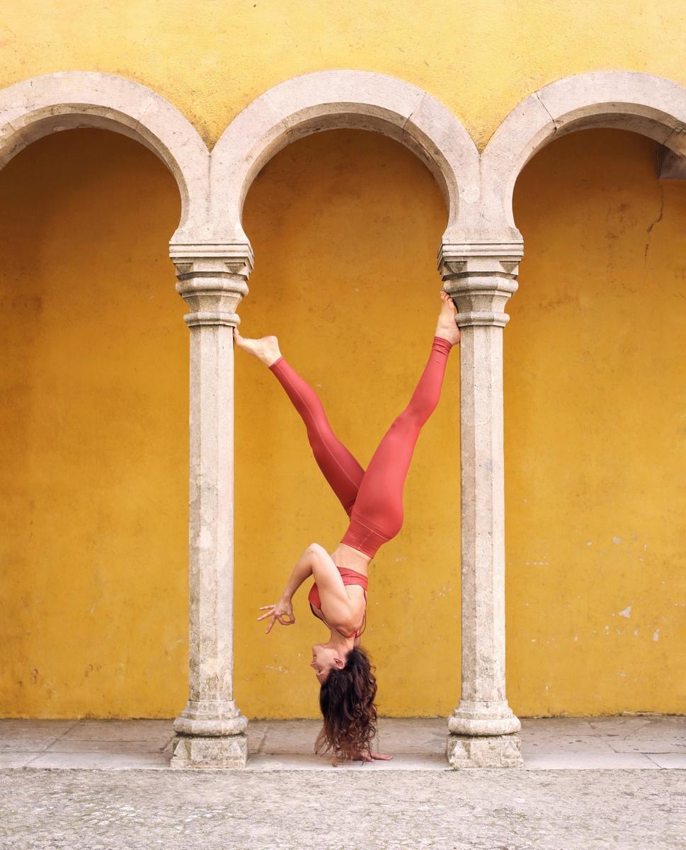 Yoga in Sintra