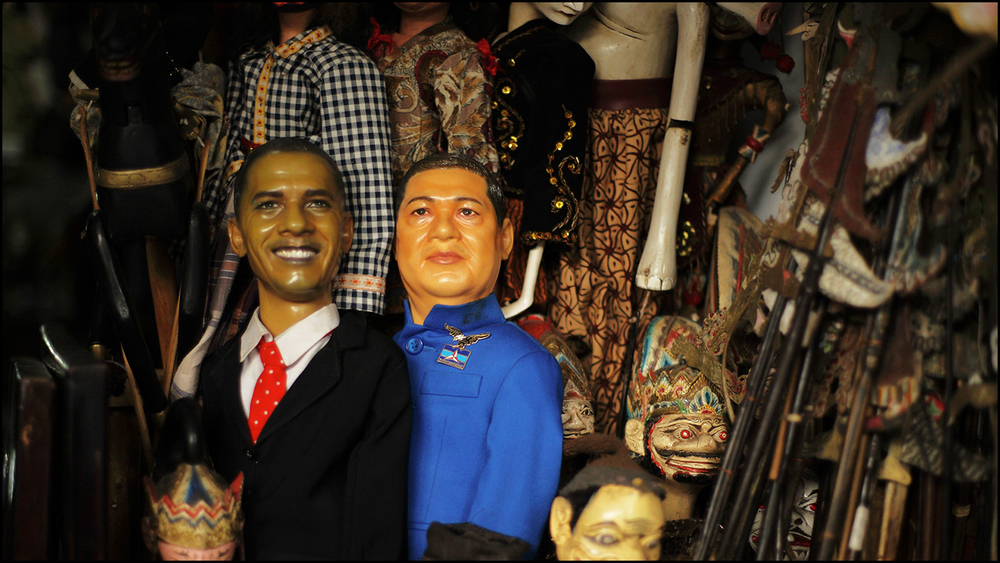 Jakarta's Surabaya Antique Market    Role: Video Reporter and Editor   The tight stalls of Pasar Antik Surabaya in Jakarta offer a little bit of everything--from Javanese shadow puppets to mass-produced pan-Asian kitsch.   View Video