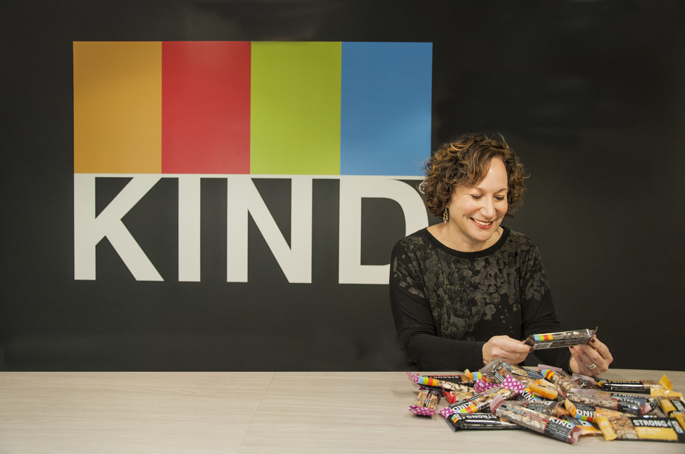 Lisa at Kind Head Office image: Forbes