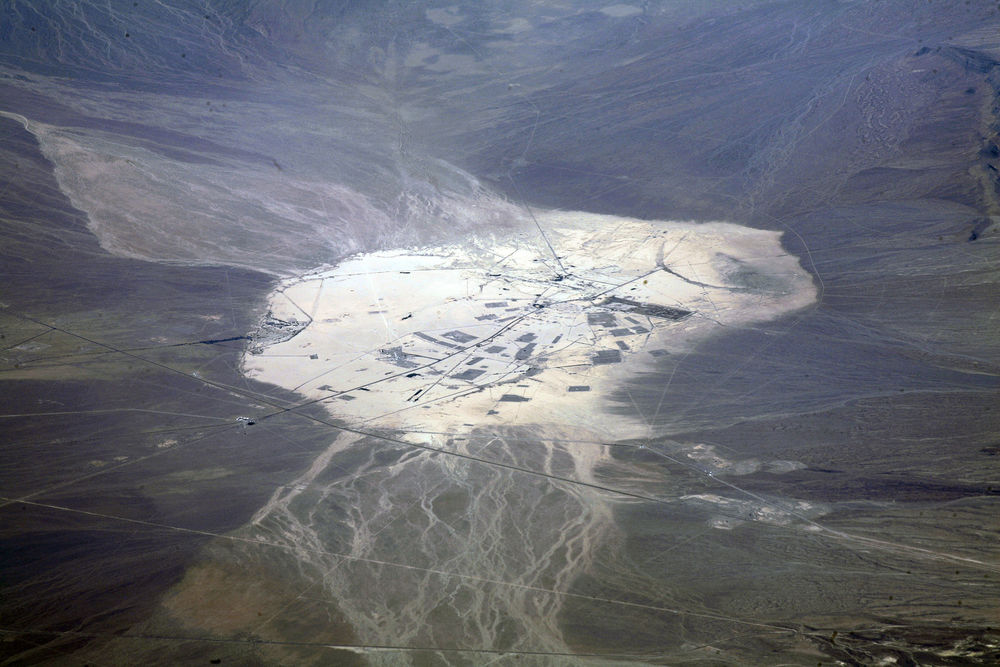 Frenchman's Flat, Nevada Test Site