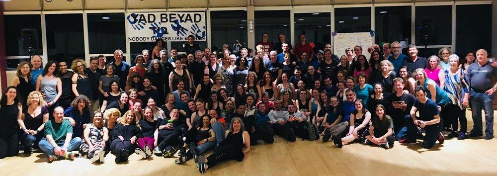 Yad Beyad Boston 2017 Survivors!