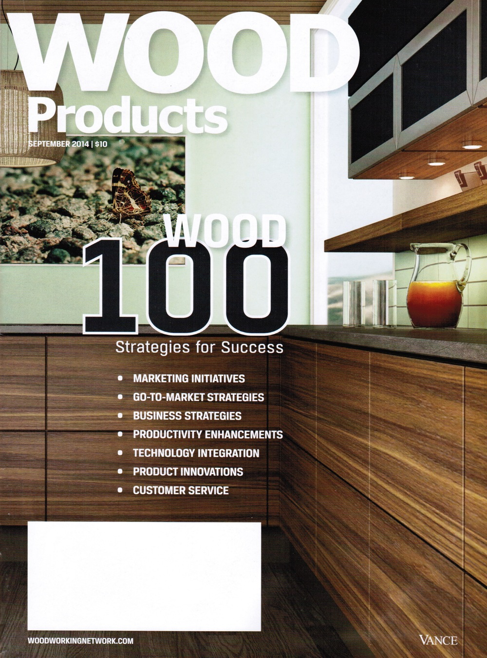 Wood Products Sept Issue