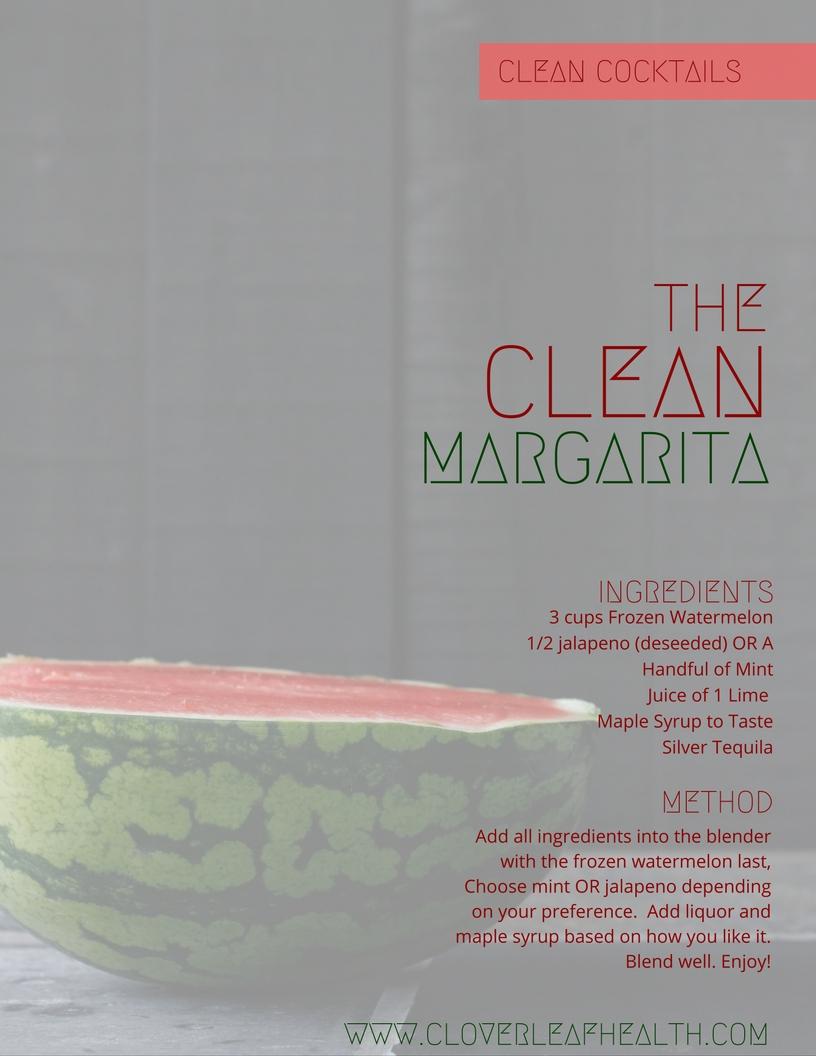 cloverleafhealthcleanmargarita