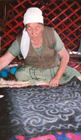 Mairam Omurzakova