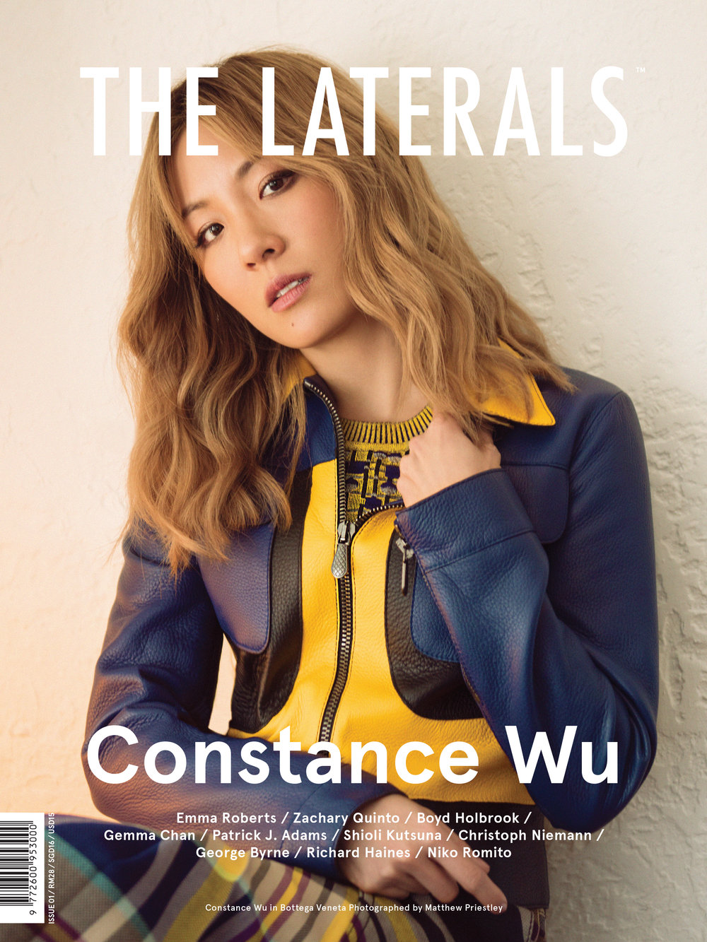 The Laterals  / Constance Wu