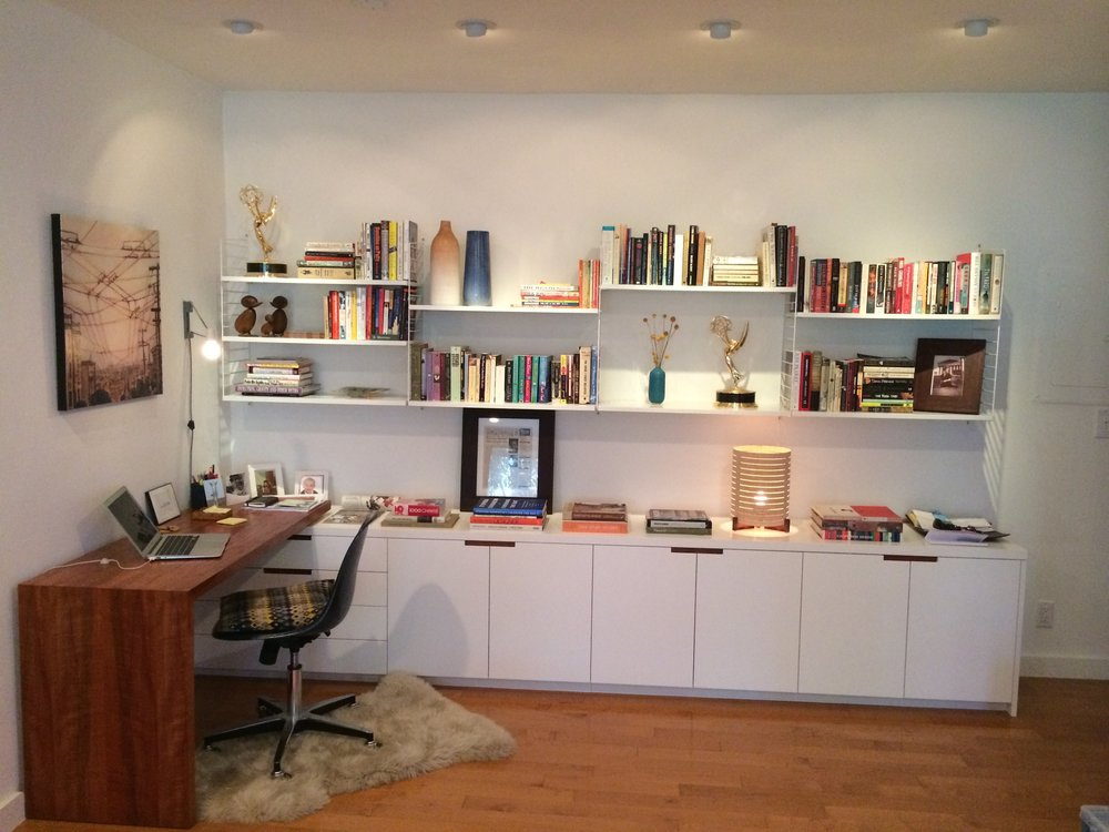 COMPLETED BOOKCASE AND DESK STAGED.jpg