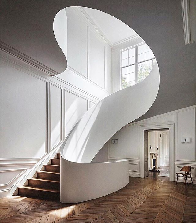 Staircase goals! #stevenharrisarchitects