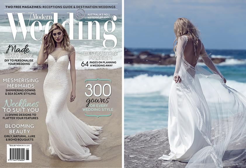 Modern wedding magazine kimberlee kessler design art director templateg junglespirit Choice Image