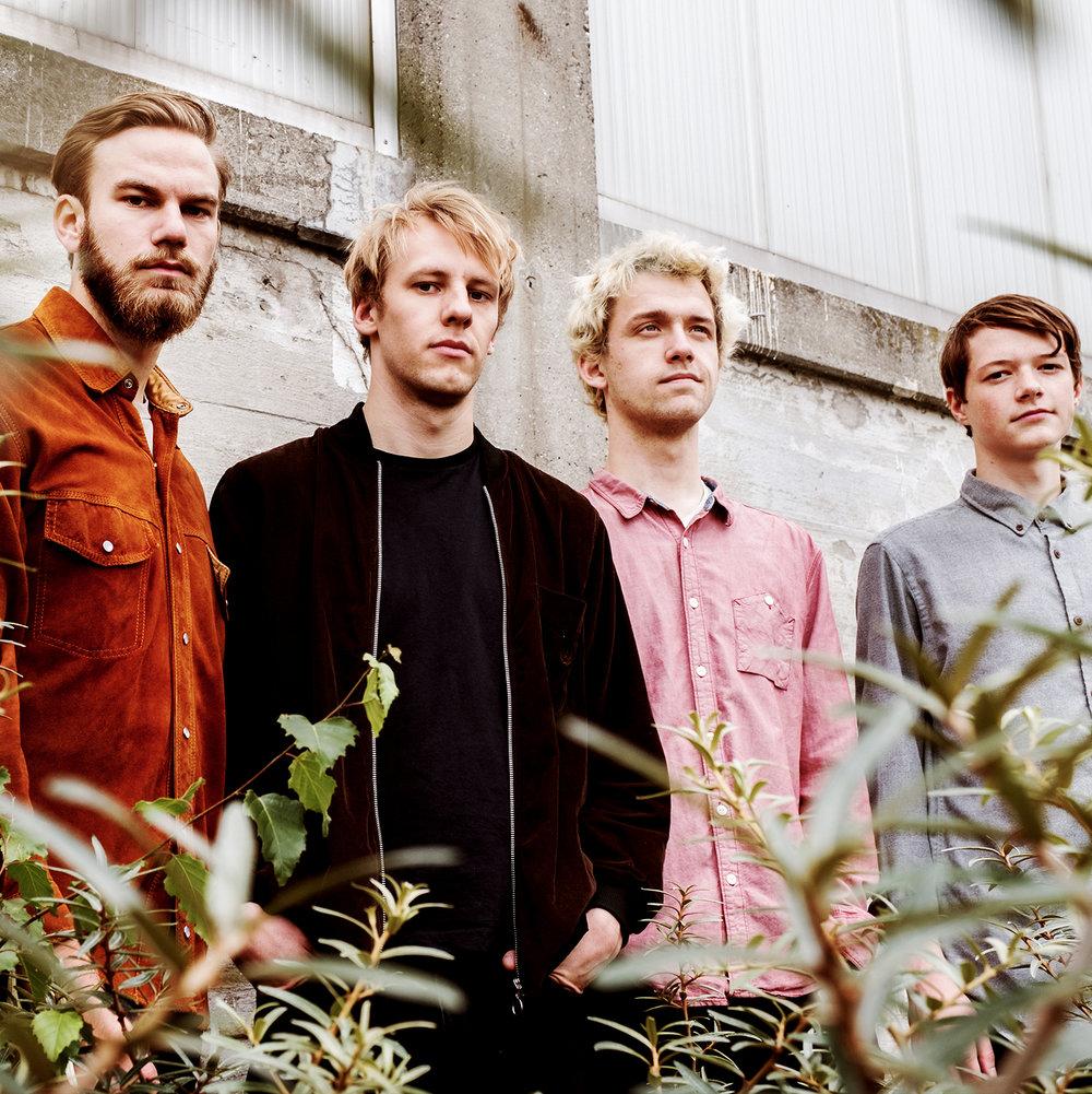 Aloft Quartet -