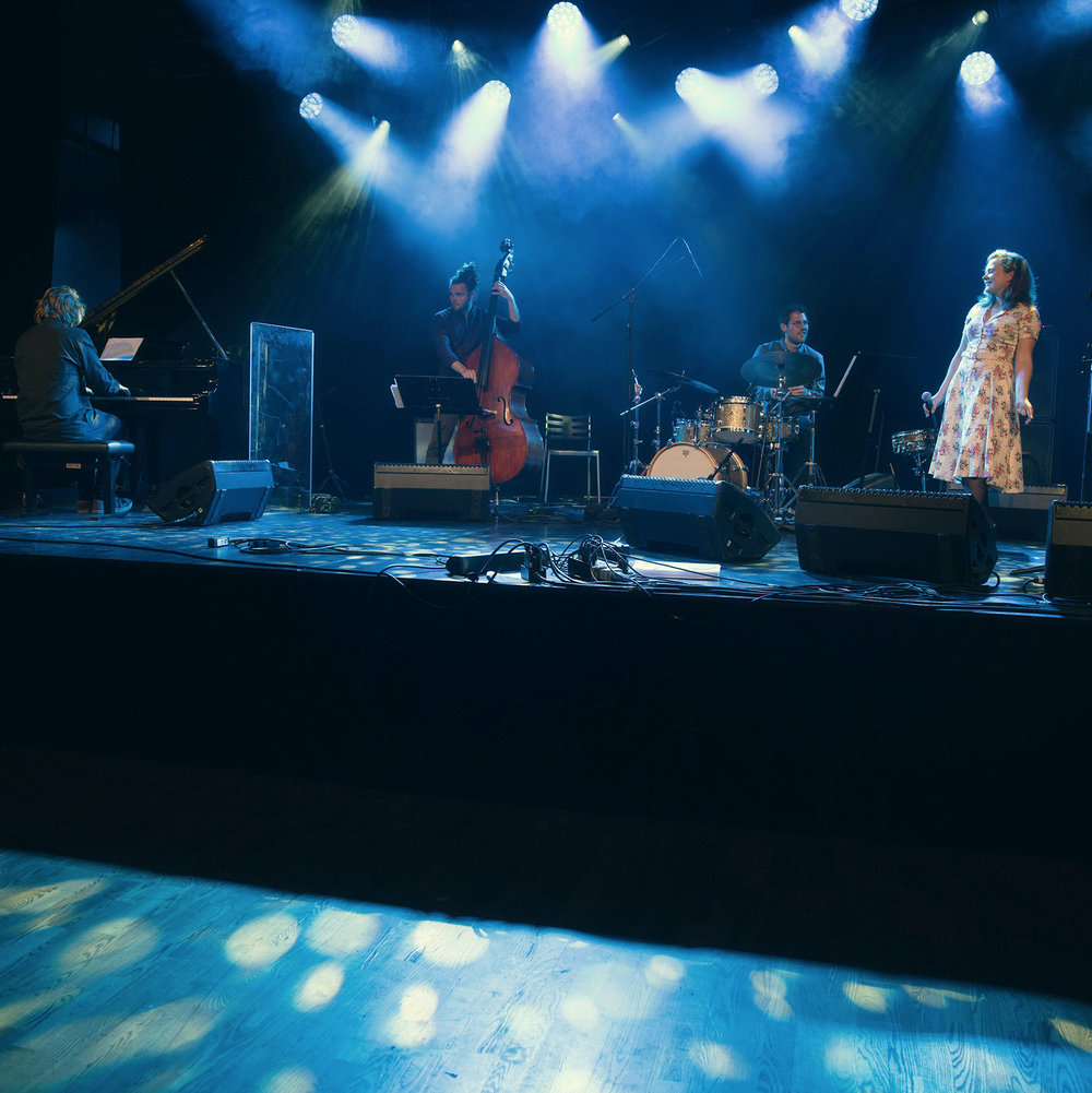 Karmen Rõivassepp Quartet -