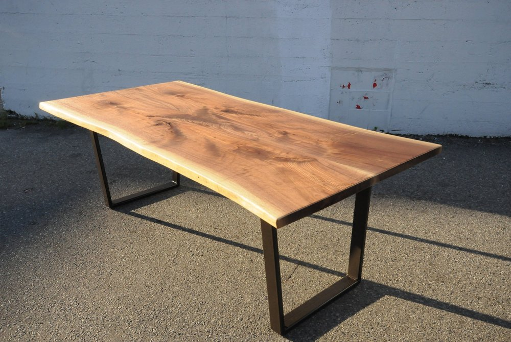 Live edge tables wood furniture vancouver studio 126 for Coffee tables vancouver canada
