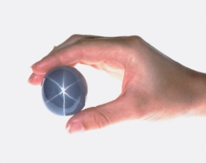 At 563 carats, the Star of India is the world's largest gem-quality blue star sapphire. Some 2 billion years old, it is also one of the most well-known objects in the world.