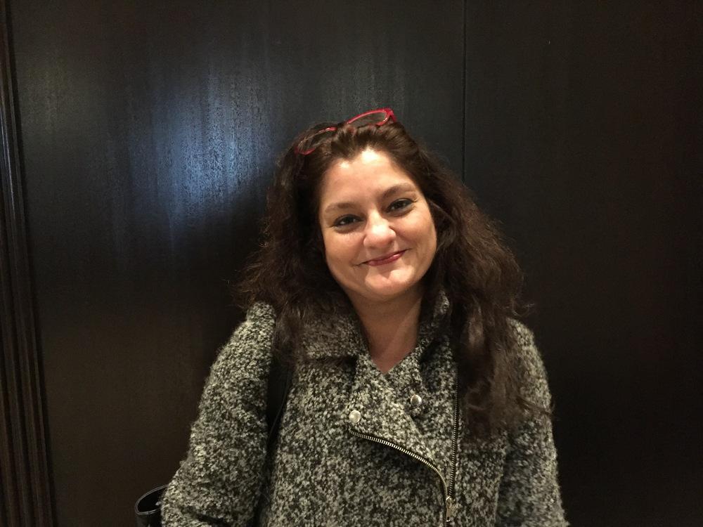 Dr. Mehnaz Afridi in Seattle