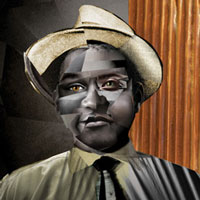 Playbill image from The Ballad of Emmett Till