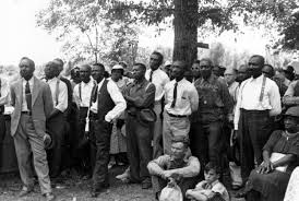 Sharecroppers meeting in Alabama