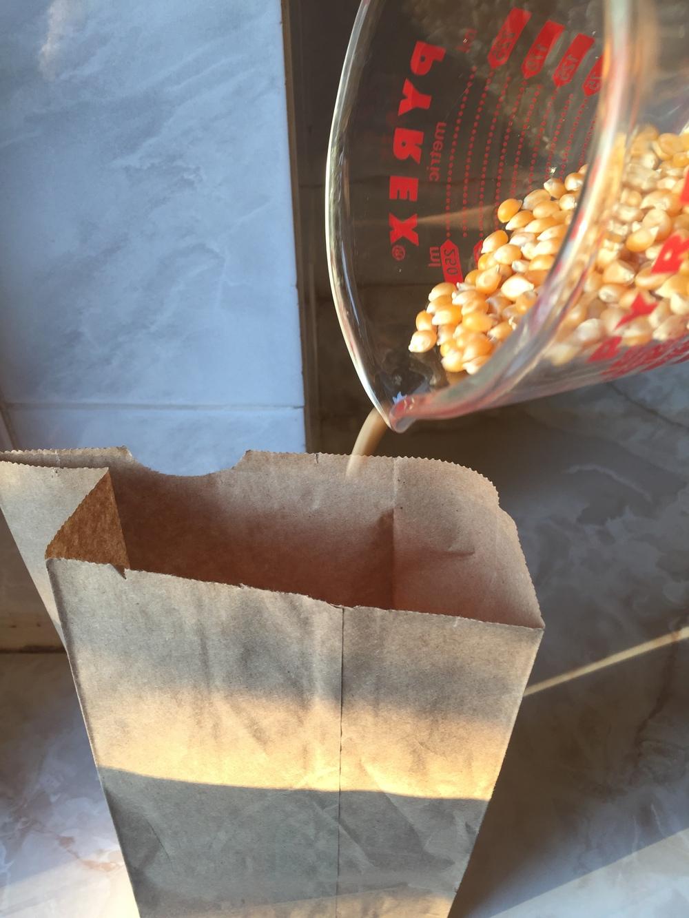 Maple Caramel Corn