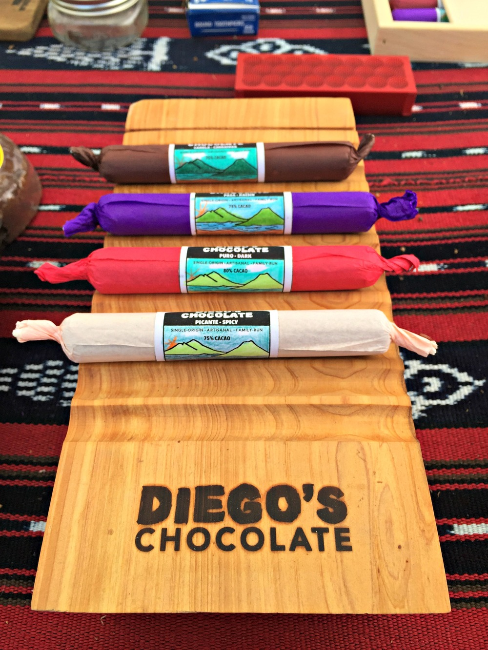 Diego's Chocolate
