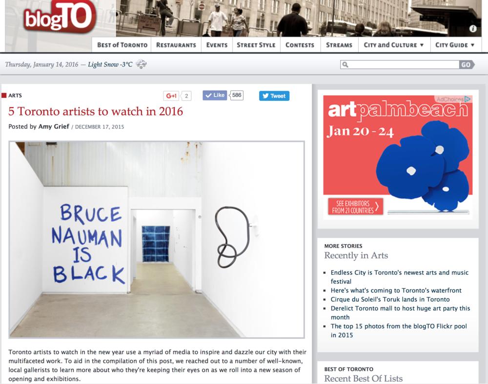 BLOGTO ARTISTS TO WATCH 2016 SAM SAMARA SHUTER.png