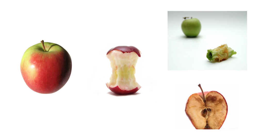 apple core - fuzzy logic