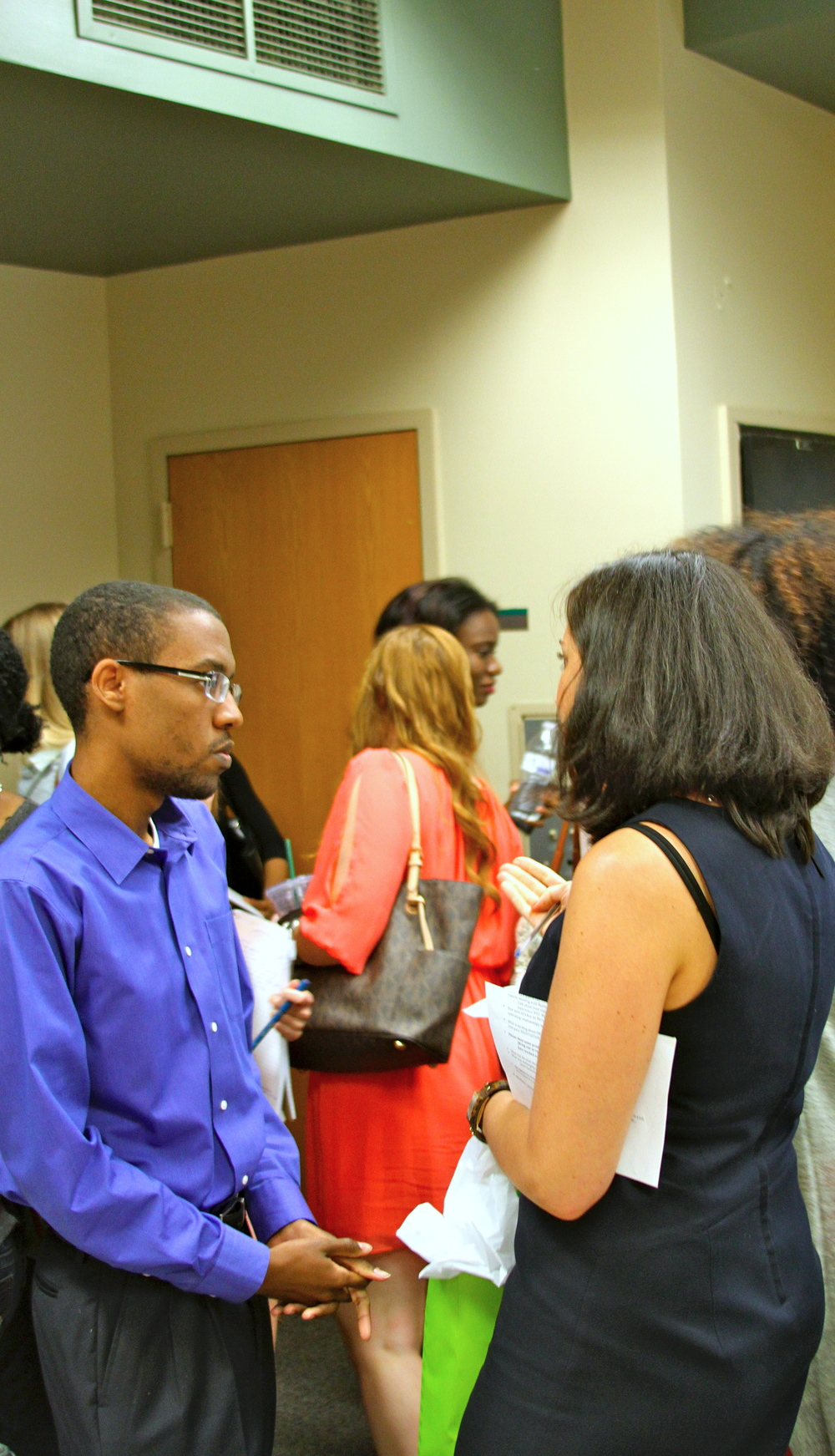 Networking & Professional Development