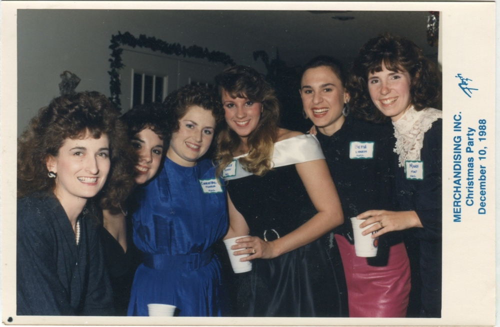 1988 Christmas Party