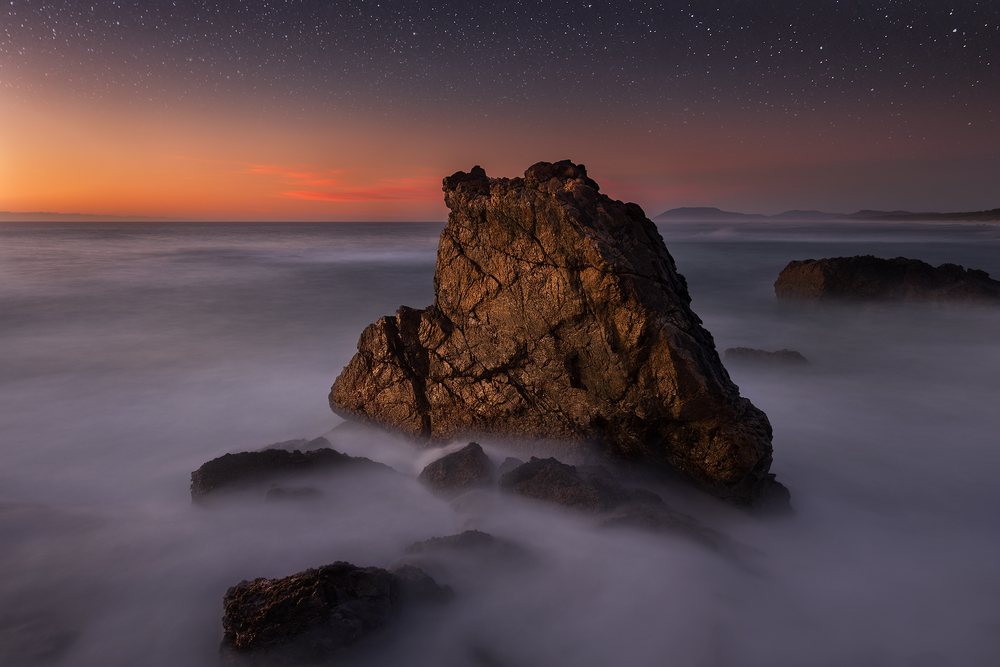this image - shot with NiSi Filters - ND16 (1.2 GND) and ND1000 (10 stop)