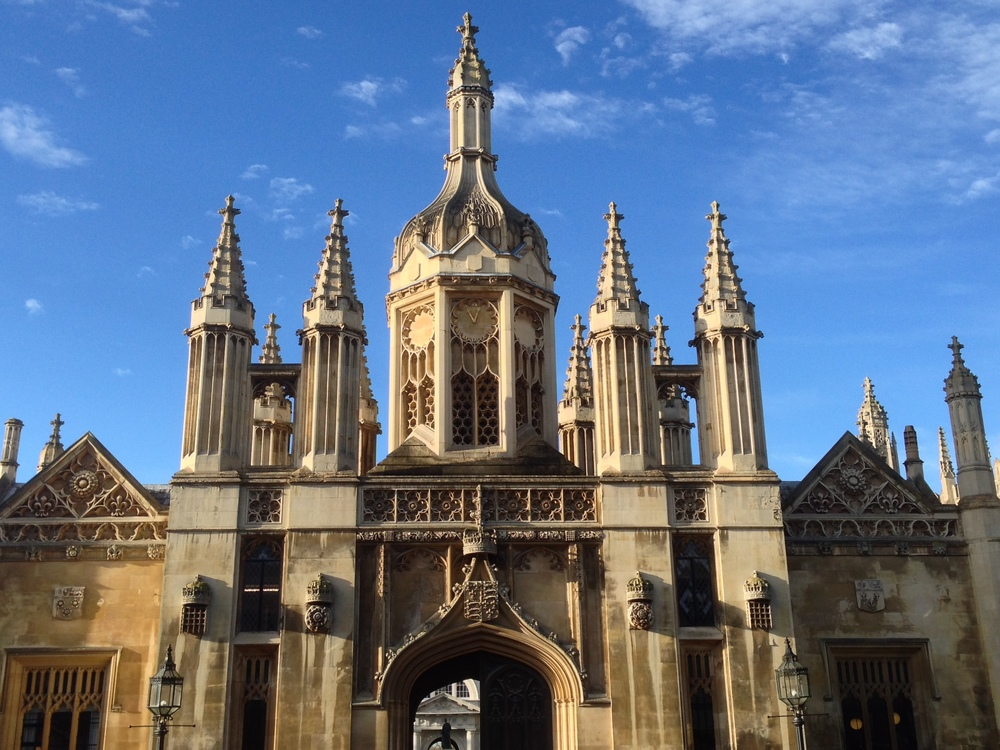 King's College, University of Cambridge - Cambridge, UK