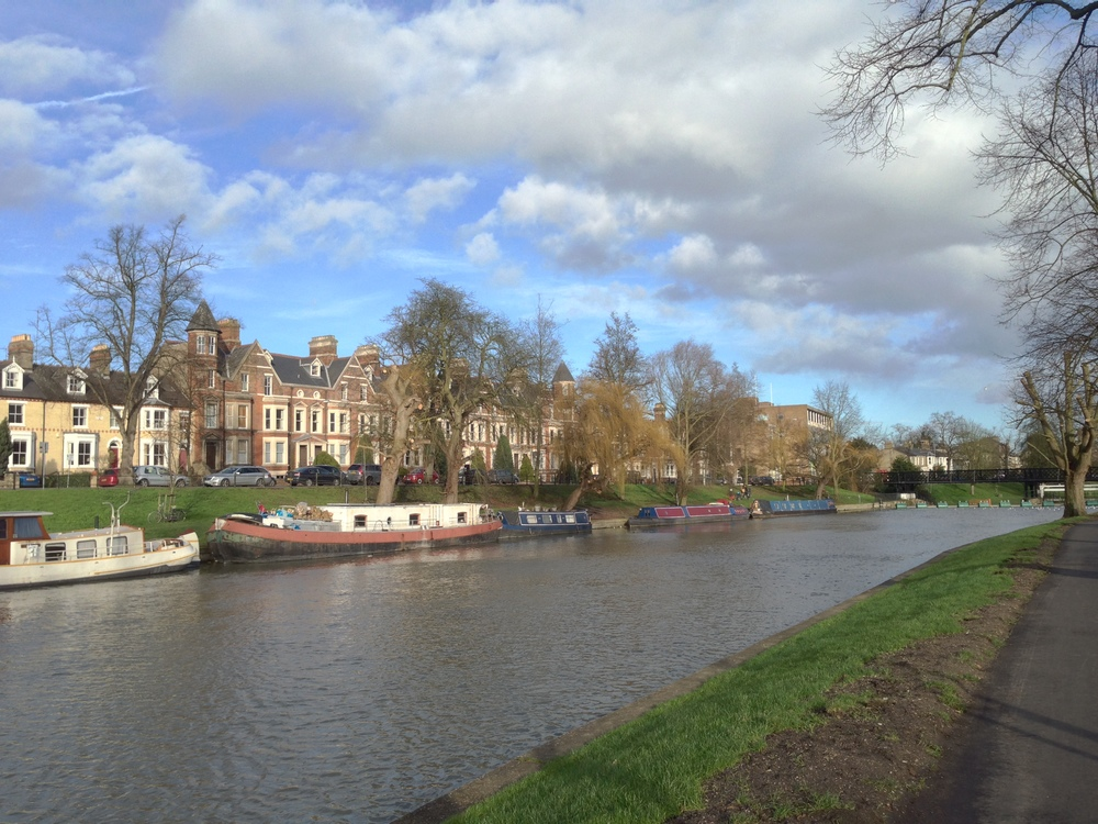 River Cam - Cambridge, UK