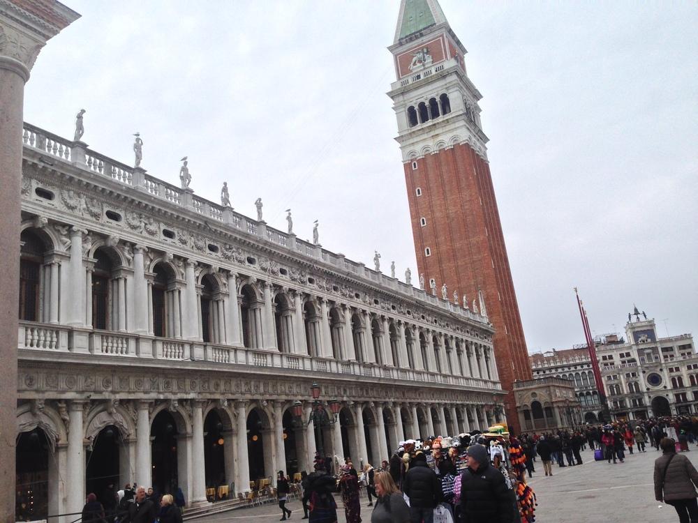 St. Marco's in Venezia