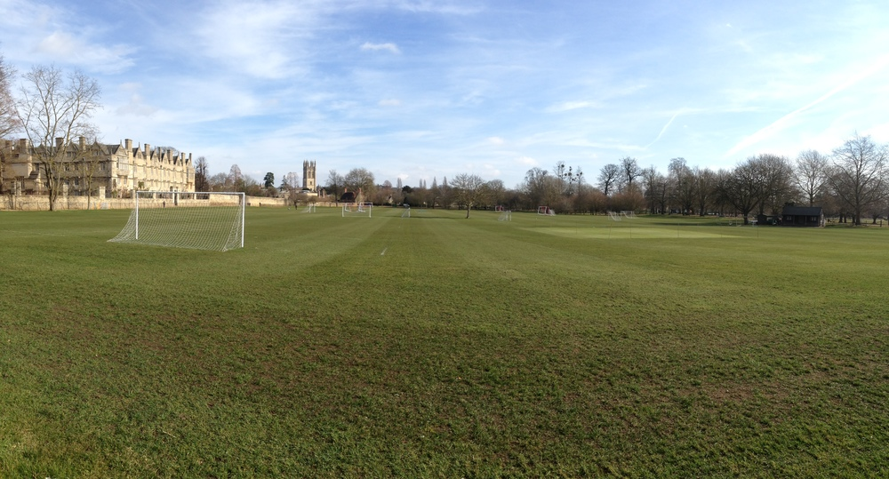 Soccer Practice Fields - Oxford