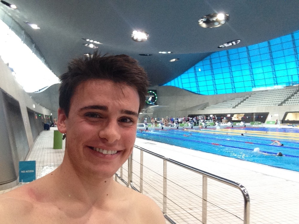 Aquatics Centre - London, England