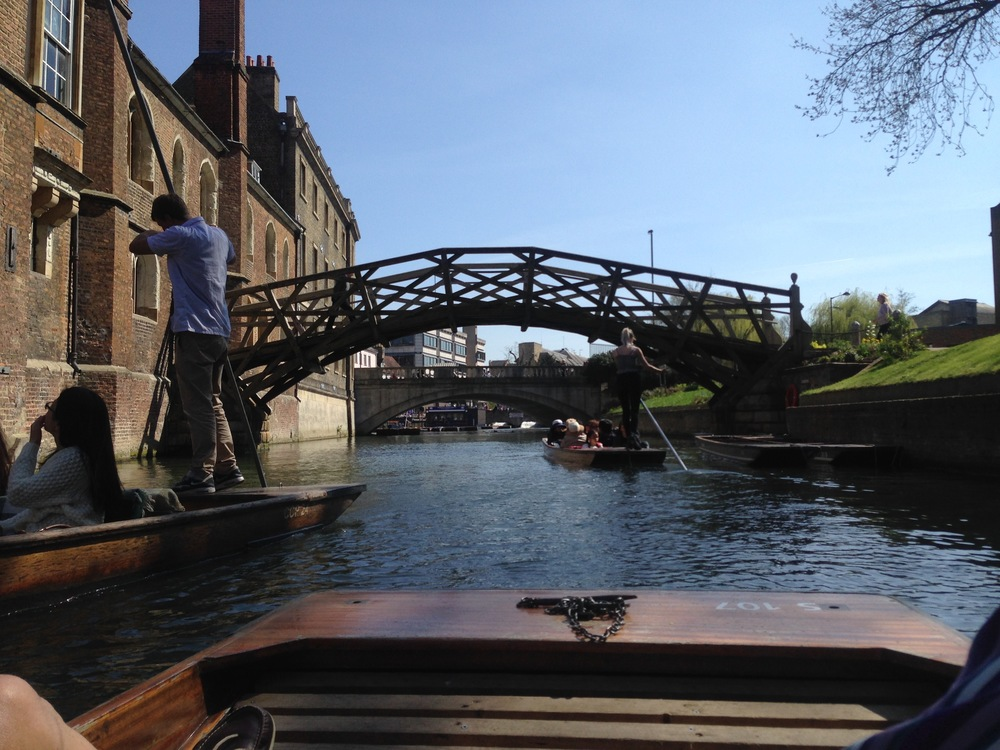 Punting - River Cam