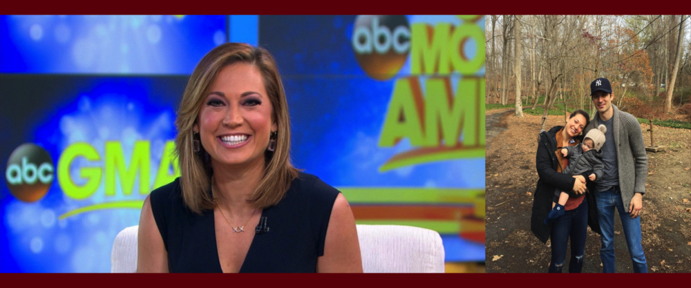 Ginger Zee:  Mother, Wife, ABC's Chief Meteorologist -  Instagram @ginger_zee