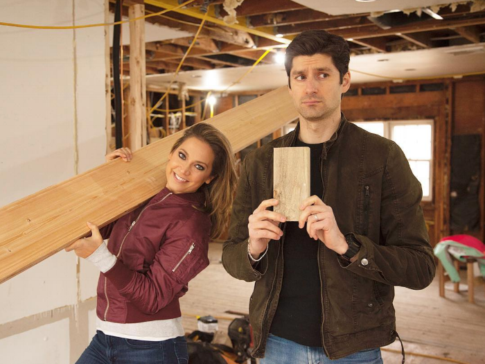 Ginger Zee and her husband Ben Aaron - Instagram @benaarontv
