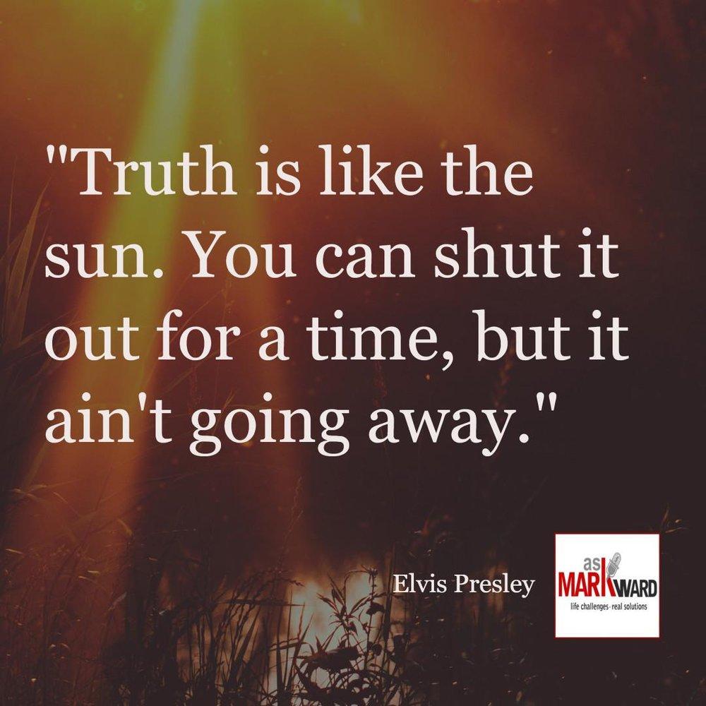 91ea26905 Stand in Truth. — nuDESIGN LLC